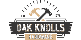 Oak Knolls Hardware