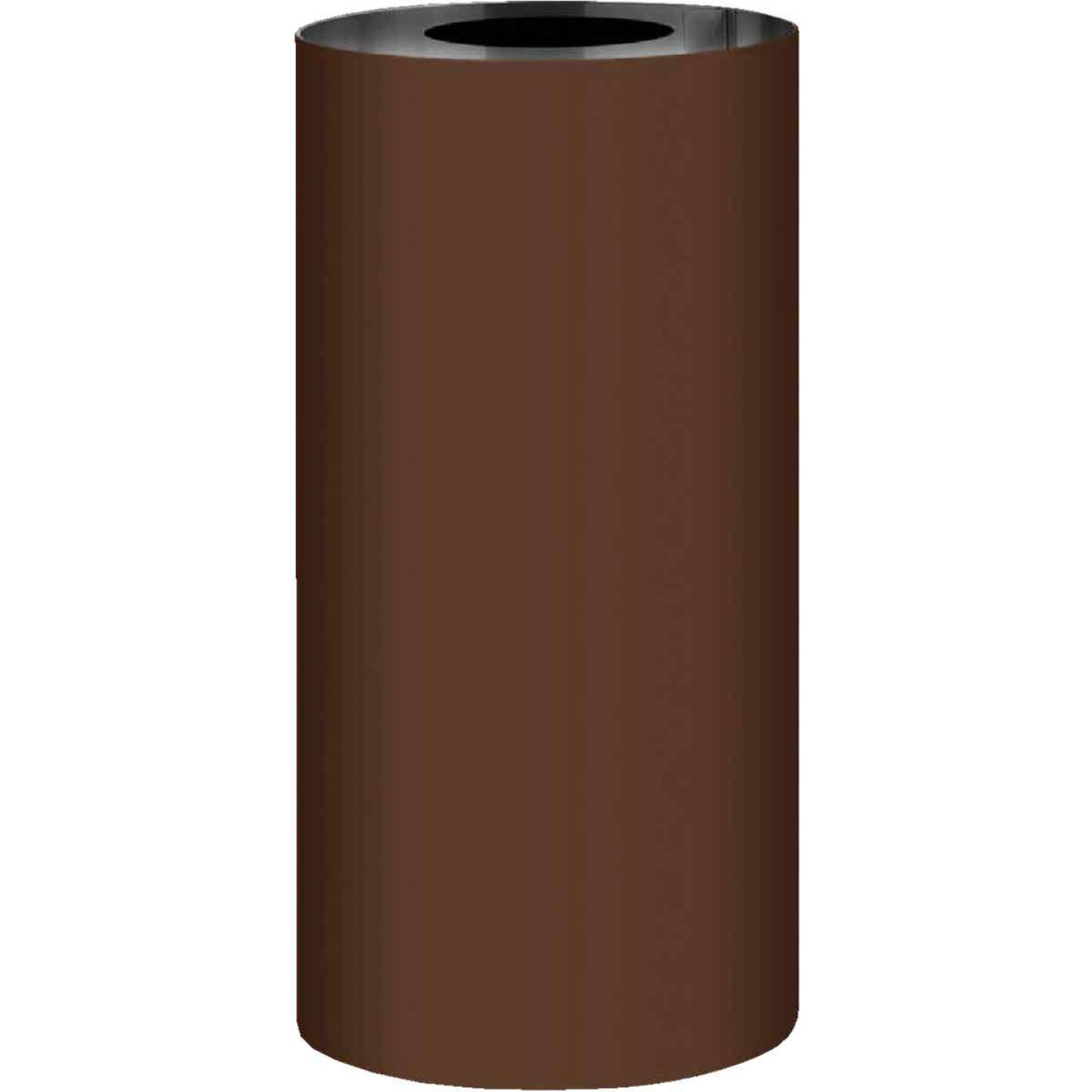 NorWesco 10 In. x 50 Ft. Brown Galvanized Roll Valley Flashing Image 1