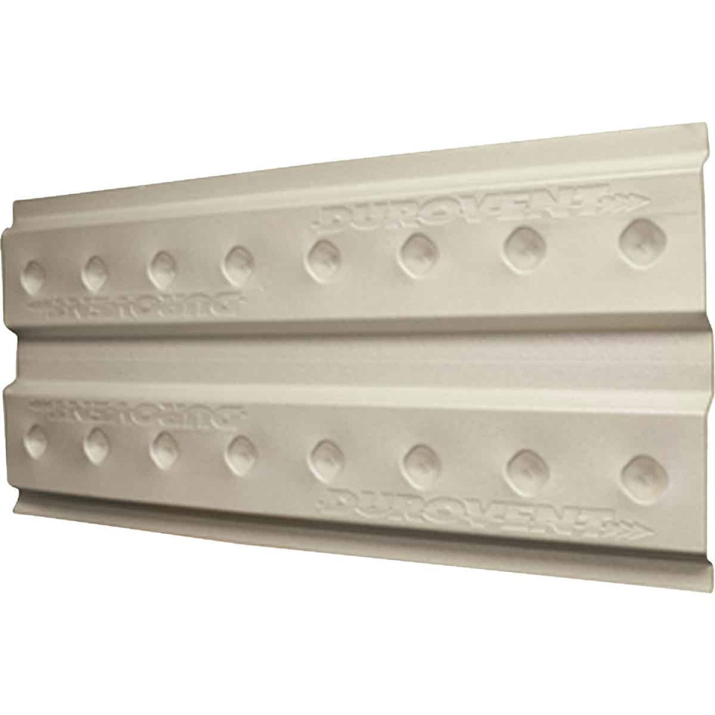 "ADO Durovent Baffle 22"" x 48"" Polystyrene DuroVent Attic Rafter Vent Image 1"