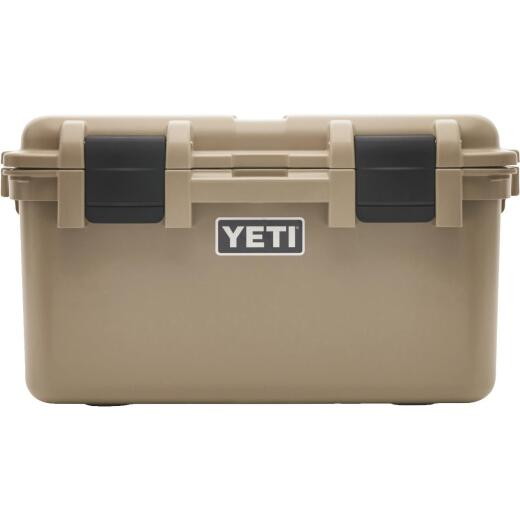 Yeti LoadOut GoBox 30 14.7 In. W. x 11.19 In. H. x 20.58 In. L. Tan Tote